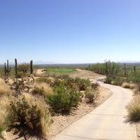 Photo taken at Arizona National Golf Club by W. Patrick B. on 4/14/2013