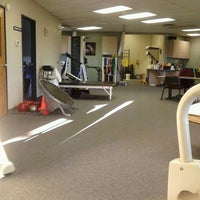 Photo taken at Select Physical Therapy by Jason N. on 10/9/2013