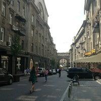 Снимок сделан в Пассаж пользователем Наталия П. 6/7/2013
