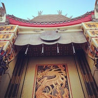 Photo taken at The Great Movie Ride by Melanie W. on 11/25/2012
