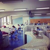 Photo taken at Facultad de Odontología by Sony B. on 5/15/2013