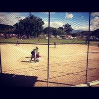 Photo taken at Club del Colegio de Abogados by Sony B. on 12/9/2012
