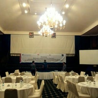 Photo taken at Ballroom Royal Senyiur by Dimas F. on 11/21/2015
