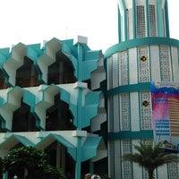 Photo taken at Masjid Al Amin Kemenkeu by Dimas F. on 6/25/2015
