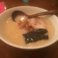 Photo taken at 一指禅 西所沢店 by よこやそ on 8/27/2016