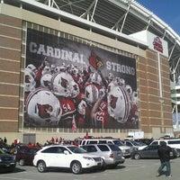 11/24/2012にJoey F.がCardinal Stadiumで撮った写真