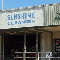 Photo taken at Sunshine Cleaners by Jennifer C. on 4/9/2013