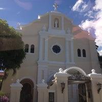 Photo taken at Santuario de San Antonio Parish by arvic on 11/24/2012