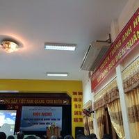 Photo taken at Bưu Điện Tỉnh Quảng Trị by Hung H. on 1/16/2014