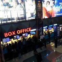 Photo taken at MEGABOX Coex by Hoony C. on 2/17/2013
