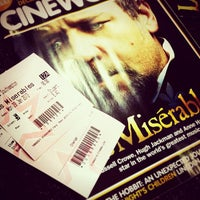 Photo taken at Cineworld by Panda P. on 1/28/2013