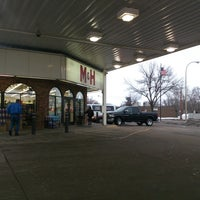 Photo taken at M&H Gas Station by Gerry F. on 3/10/2013