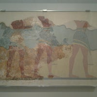 Foto scattata a Heraklion Archaeological Museum da Nadejda S. il 9/1/2013
