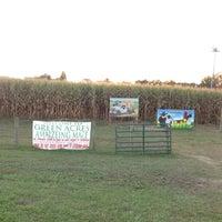 Photo taken at Green Acres Farm by TJ C. on 10/12/2012