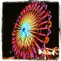 Photo taken at North Carolina State Fairgrounds by TJ C. on 10/20/2012