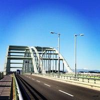 多摩水道橋 - Мост в 多摩区...