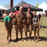 Photo taken at Warrior Dash Texas by Brian M. on 3/16/2013