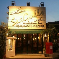 Photo taken at Seagulls Ristorante by Marco F. on 3/20/2014
