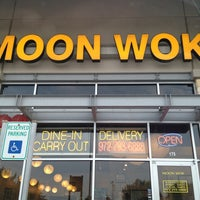 Photo taken at Moon Wok (Cedar Hill) by Tameeka H on 9/15/2013