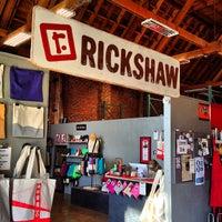 Photo taken at Rickshaw Bagworks by Doc R. on 2/3/2013
