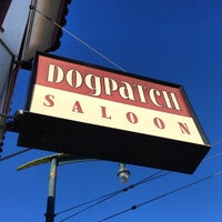 Photo taken at Dogpatch Saloon by Doc R. on 2/3/2013