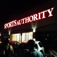 Photo taken at Sports Authority by Doc R. on 11/23/2012