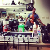 Photo taken at Mojo Barbershop by Doc R. on 5/30/2013