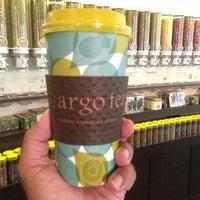 Photo taken at Argo Tea by Doc R. on 4/27/2013
