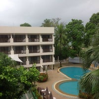 Photo taken at Patong Lodge Hotel by Pavel P. on 6/7/2016