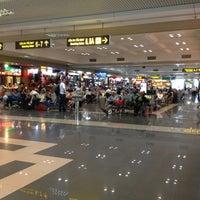 Photo taken at Noi Bai International Airport (HAN) by Atsushi I. on 4/6/2013