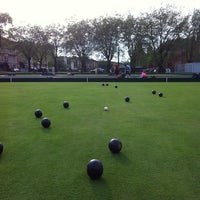 Photo taken at Kelvingrove Bowling by Maira B. on 6/6/2014