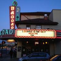 Снимок сделан в Bagdad Theater & Pub пользователем Merkin M. 3/9/2013