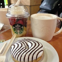 Photo taken at Starbucks by Olga L. on 4/6/2013