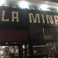 Photo taken at Cafeteria La Mina by Mariola M. on 1/24/2014