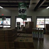 Photo taken at U-Haul Moving & Storage at Greenbrier by Christian E. on 4/28/2014