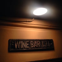 9/29/2014にjd wuz hereがВинный бар «74»で撮った写真