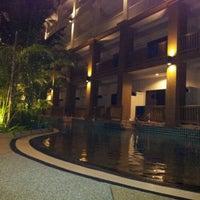 Photo taken at Kata Sea Breeze Resort by Kisanka K. on 12/26/2012