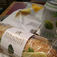 Photo taken at Pret A Manger by Don S. on 8/28/2015