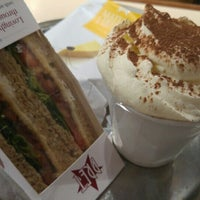 Photo taken at Pret A Manger by Don S. on 9/6/2015