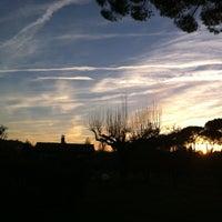 Photo taken at Relais Villa Acquaviva by Vizio on 12/30/2012