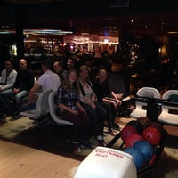 Photo taken at Go Planet Bowling by Henk D. on 12/29/2013