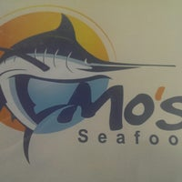 Photo taken at Mo's Seafood Restaurant White Marsh by Paul P. on 4/28/2014