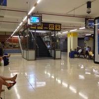 Photo taken at Estación de Autobuses de Santander by MadGrin on 8/3/2014