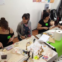 Photo taken at Fab Lab Rome by MadGrin on 5/10/2014