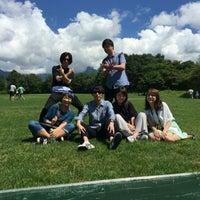 Photo taken at 八ヶ岳中央農業実践大学 八ヶ岳農場 直売所 by Ayana K. on 8/26/2016
