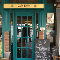Photo taken at Café Leffe by Godfried B. on 5/10/2013
