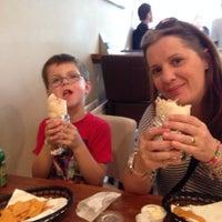 Photo taken at Mexigo Burrito Bar by Alan D. on 8/23/2014