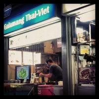 Photo taken at Galamang Thai-Viet by Oli S. on 9/24/2012