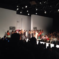 Photo taken at Wills Lifestyle India Fashion WeeK AW12 @Pragati Maidan Hall 18 by Vineet G. on 10/10/2013