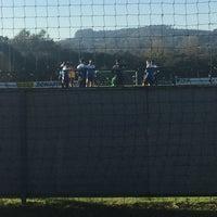 Photo taken at El Mundo del Fútbol by Moncho L. on 10/22/2015